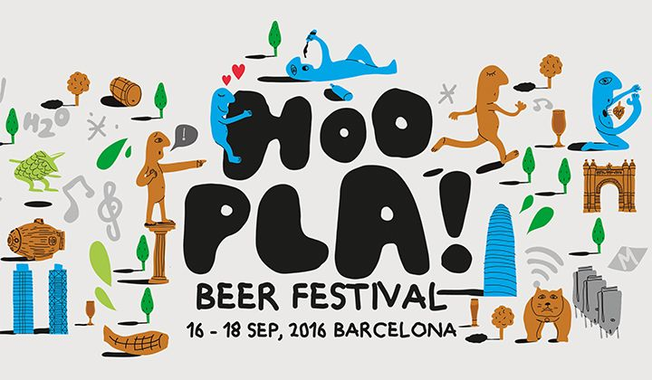Hoopla Craft Beer Festival - Barcelona Handcrafted Beer Festival
