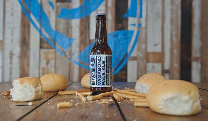 Bière sans gluten de la brasserie BrewDog
