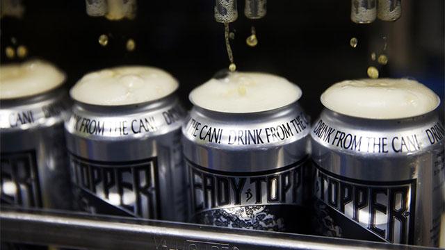 À la recherche de la Heady Topper, l'une des meilleures bières du monde