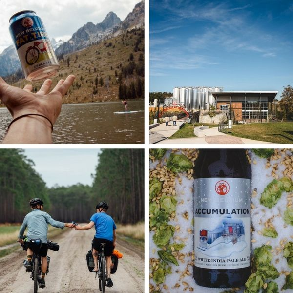 Photos Instagram de New Belgium