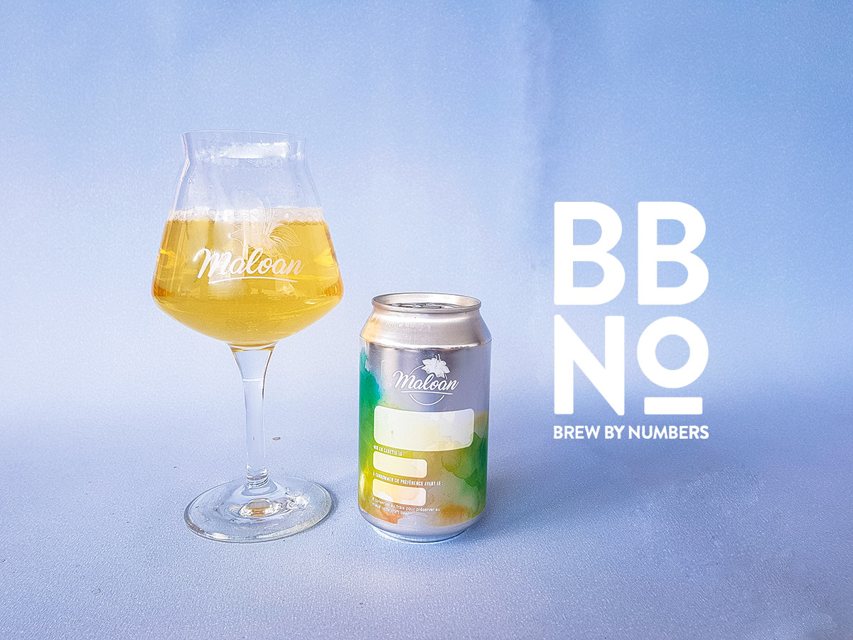 01|03 Saison - Cucumber & Juniper - Brew By Numbers