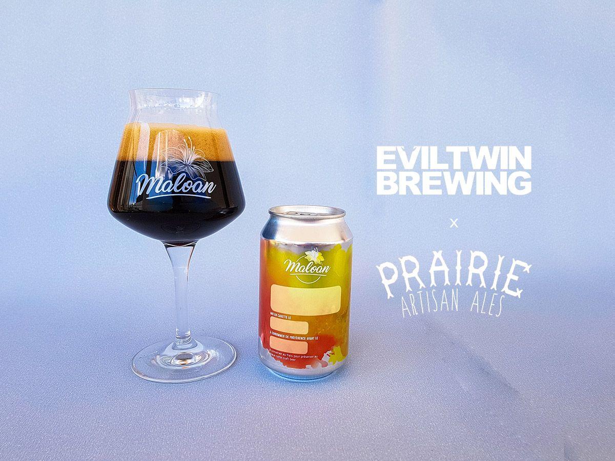 Barrel Aged Bible Belt - Prairie Evil Twin