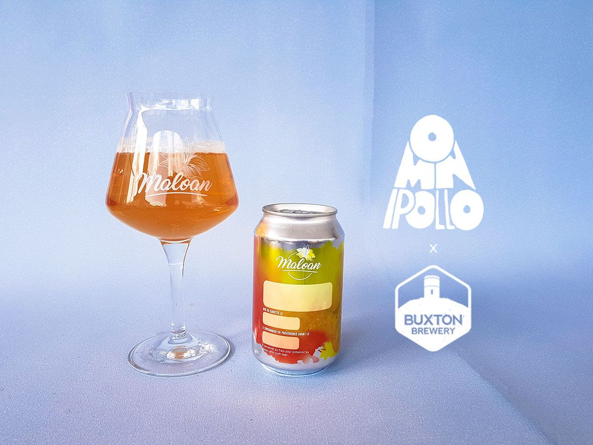 Ice Cream Pale - Omnipollo x Buxton