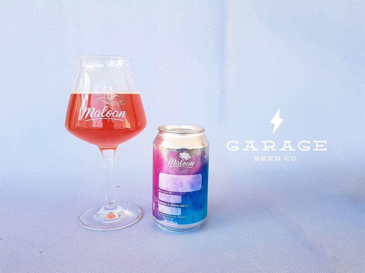 Silver Peel - Garage