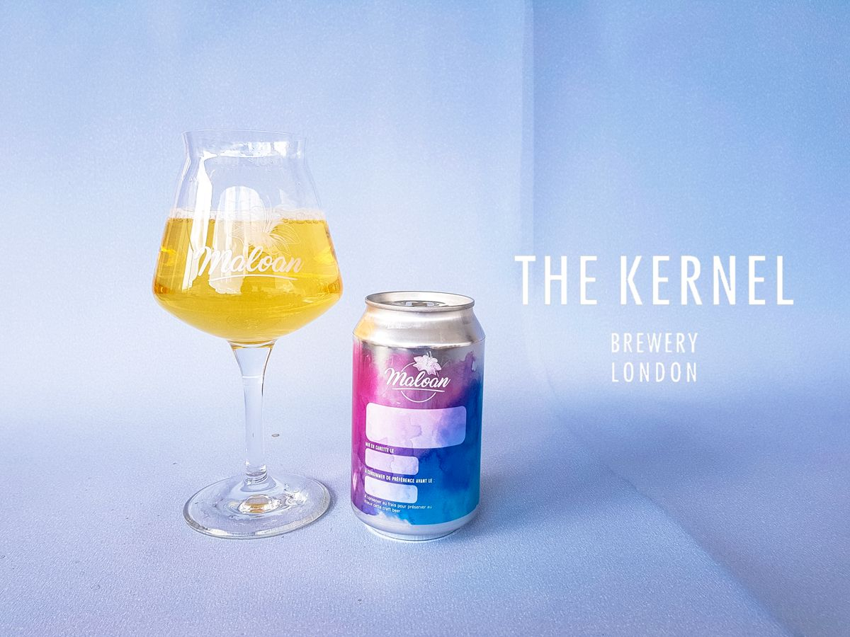 Pale Ale Galaxy - The Kernel