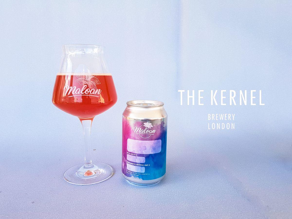 Bière de Saison Raspberry - The Kernel
