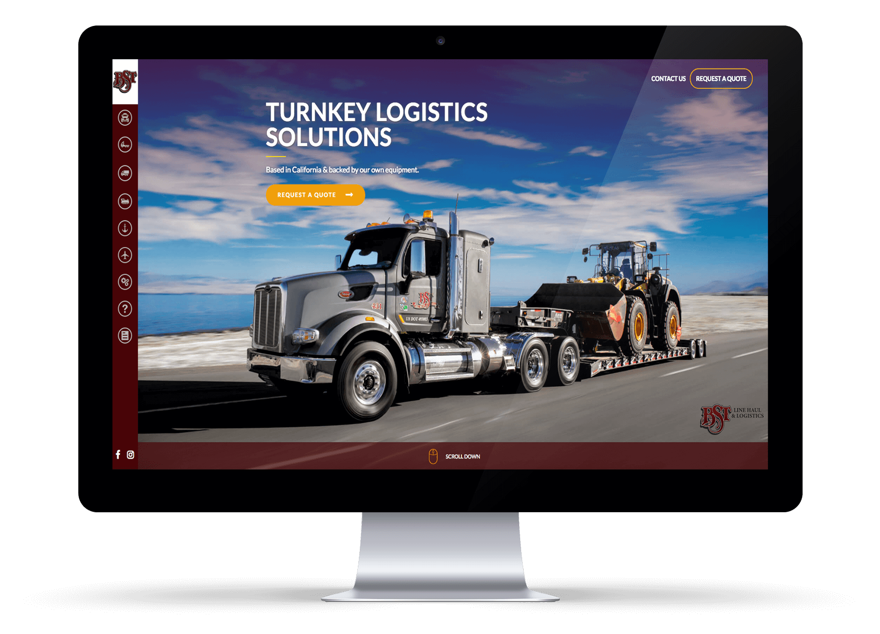 Why it's Beneficial to Design a Website for Your Logistics Business