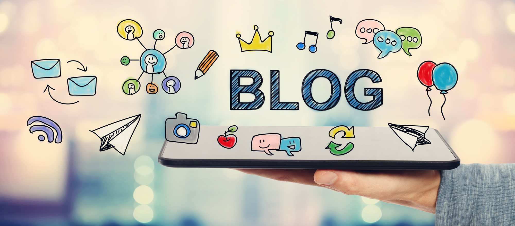 5 Key Tips for Small Business Blogging