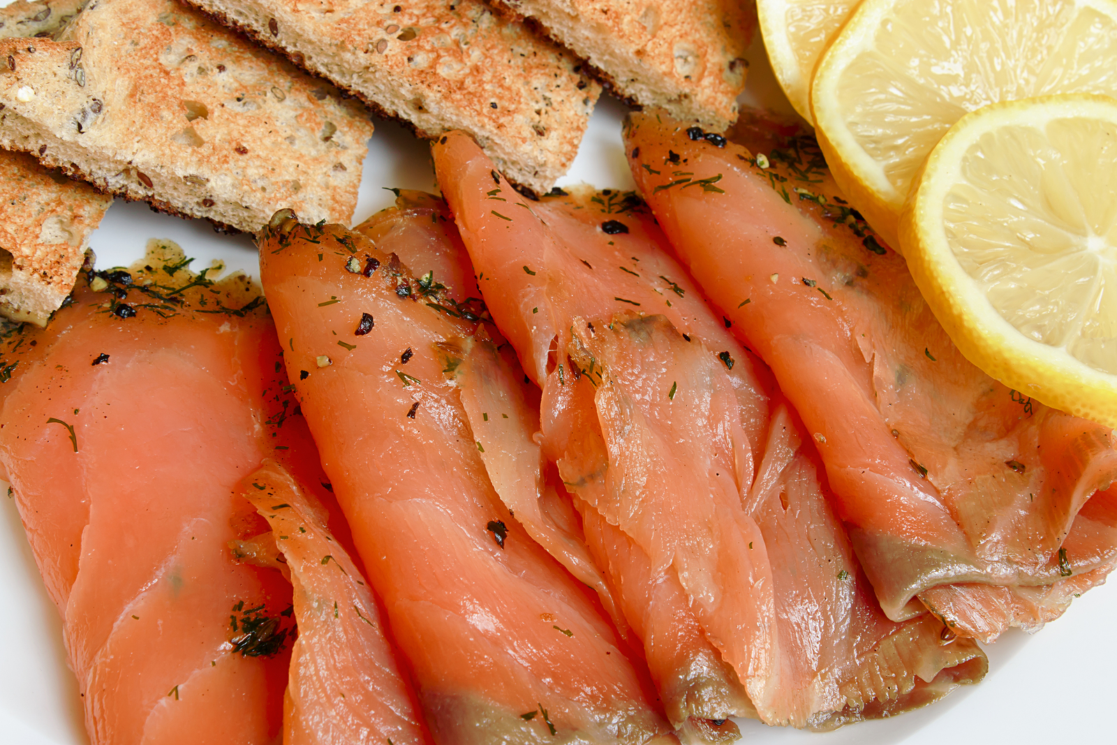 With so much plentiful fishing in Scotland, salmon is a firm favourite; try it oak-smoked on your Scottish tour