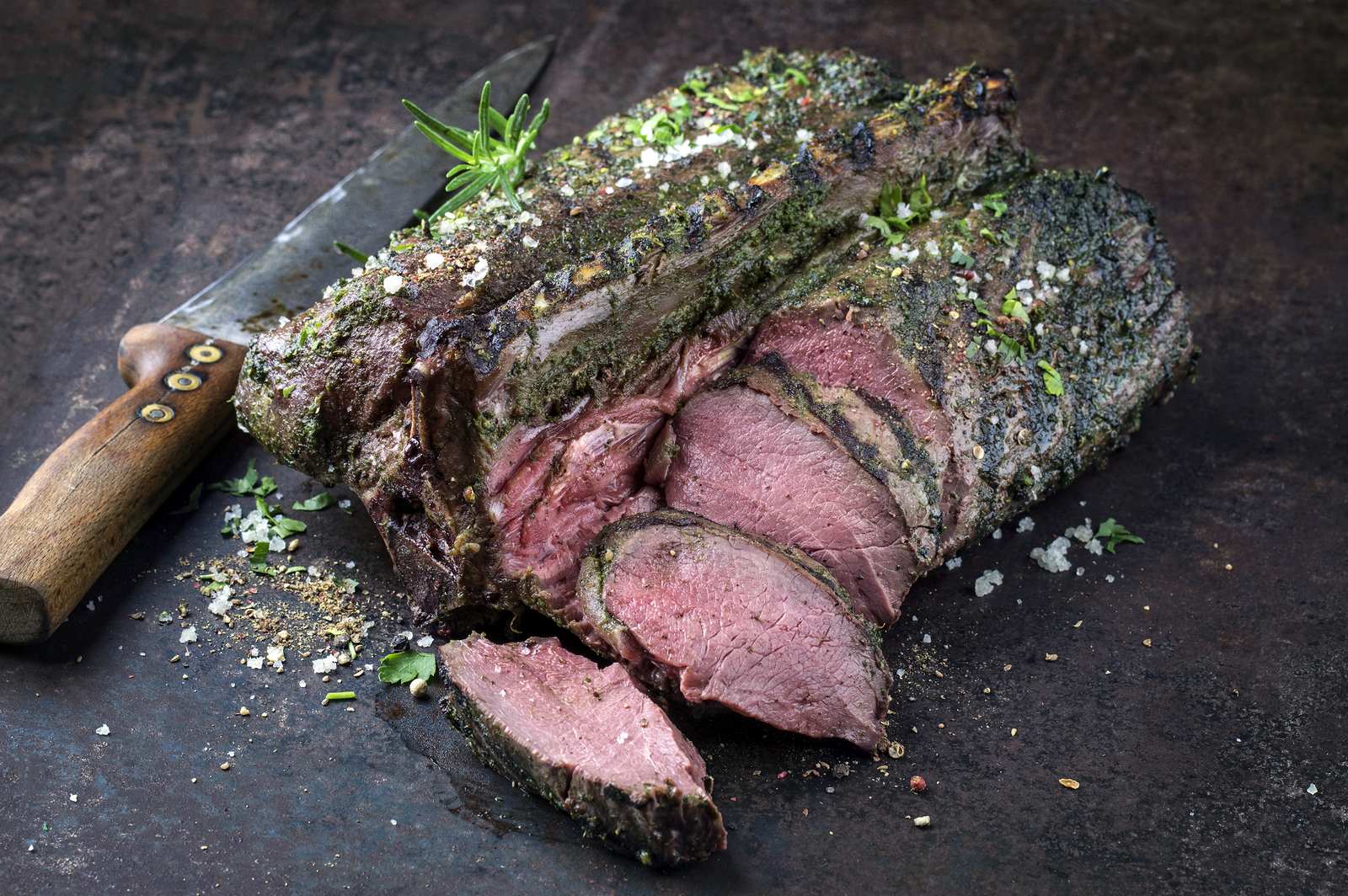 Venison is a very Scottish dish, normally found in top quality restaurants as the very best fresh Scottish produce