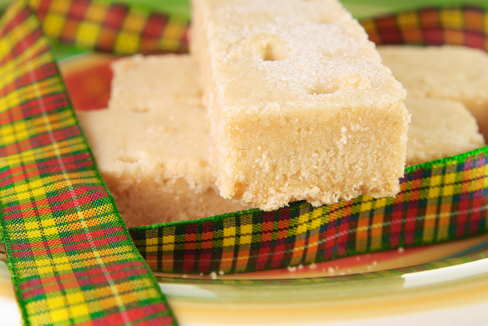 Scottish shortbread can be found throughout Scottish towns, and is a must on your private tour of Scotland