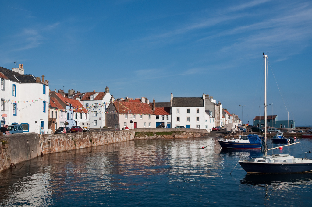 Art lovers will find comfort and a hugely enjoyable experience at the Pittenweem Art Festival.
