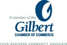 Gilbert, AZ Chamber of Commerce Member
