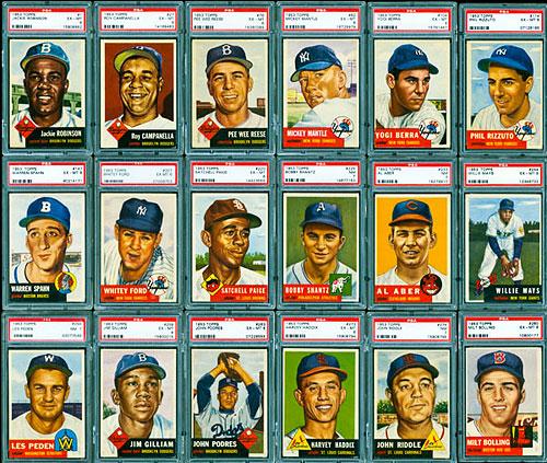 Photo-of-collectible-baseball-cards-nj-collectibles