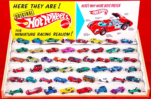 Photo-of-collectible-hot-wheels-cars-nj-collectibles