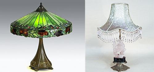 Photo-of-antique-lamps-nj-collectibles