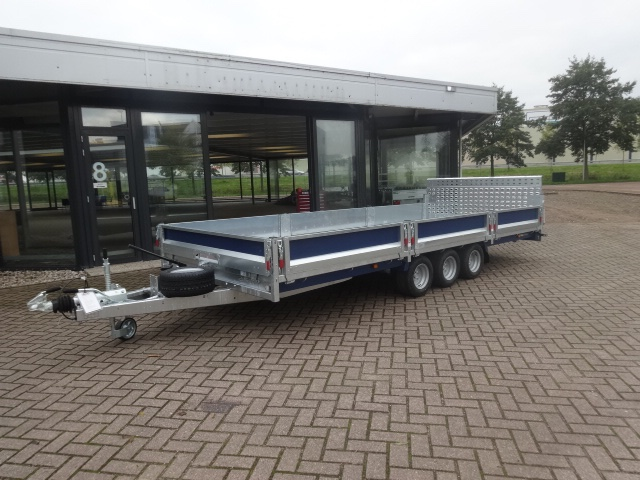 Brian James Cargo Connect kantelbare multi transporter 3 assen