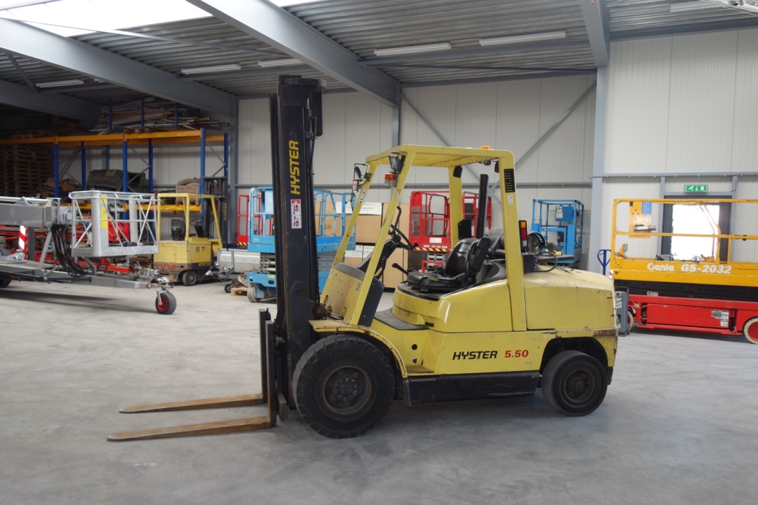 Hyster H5.50XM