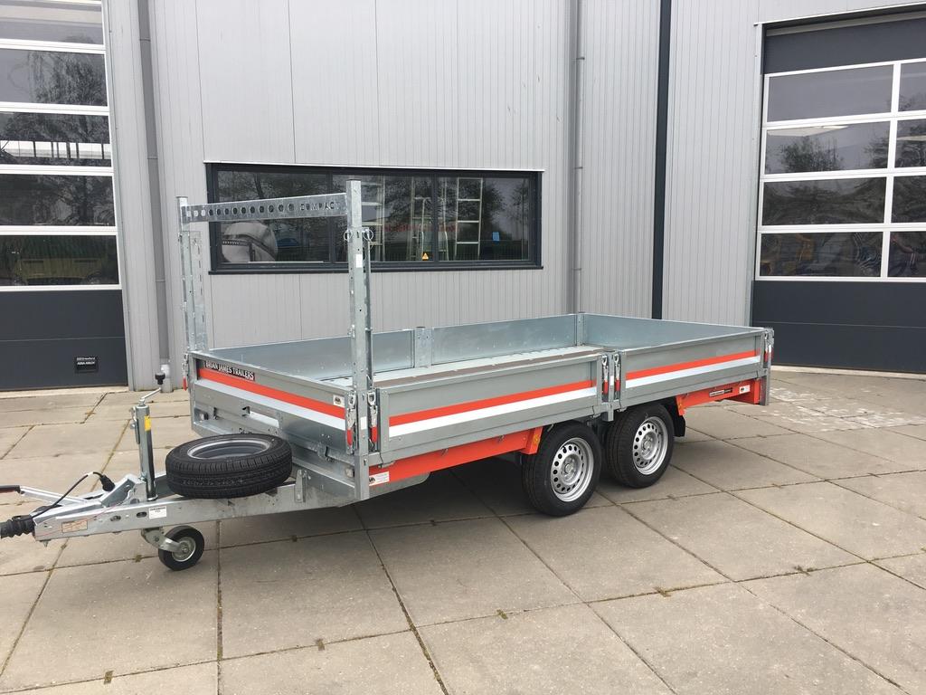 Brian James Cargo Connect Compact 380x180cm 2700kg