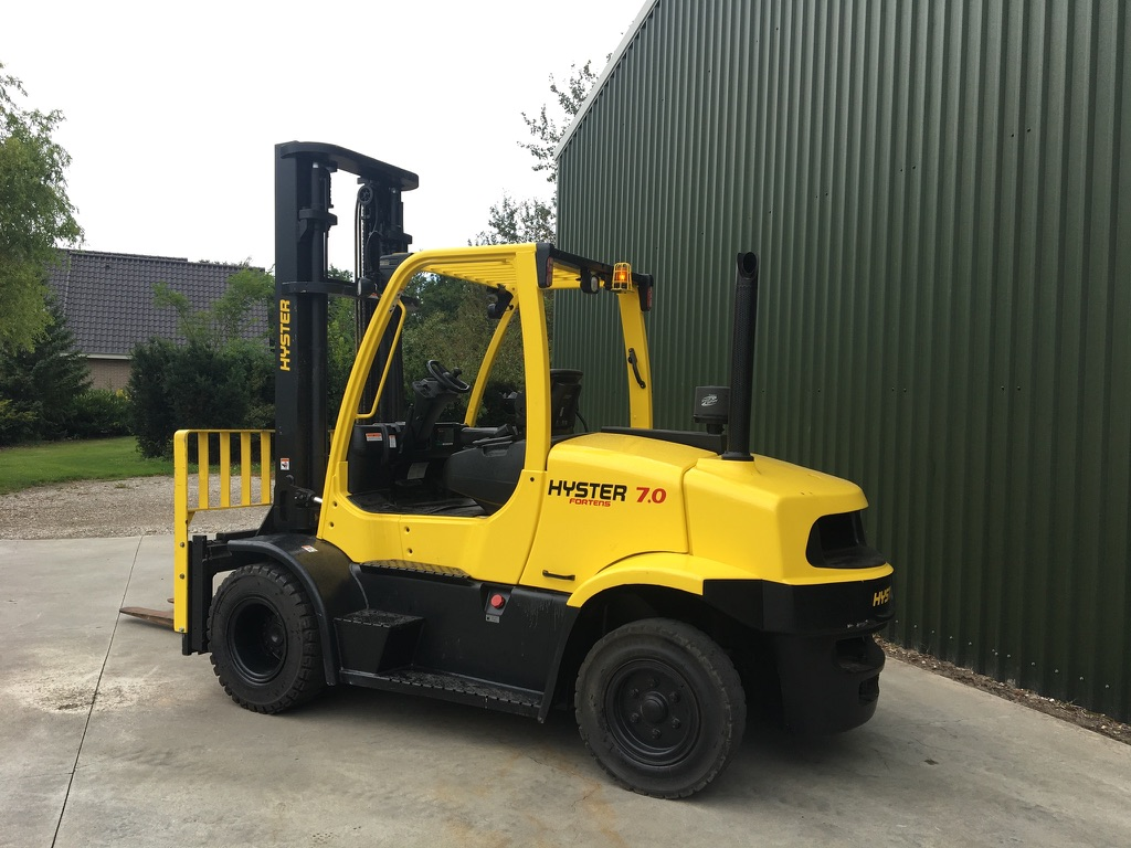 Hyster H7.0FT Diesel 7 ton.