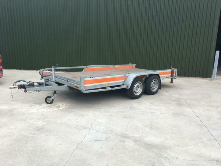 Atec autoambulance 2500kg Multi transporter
