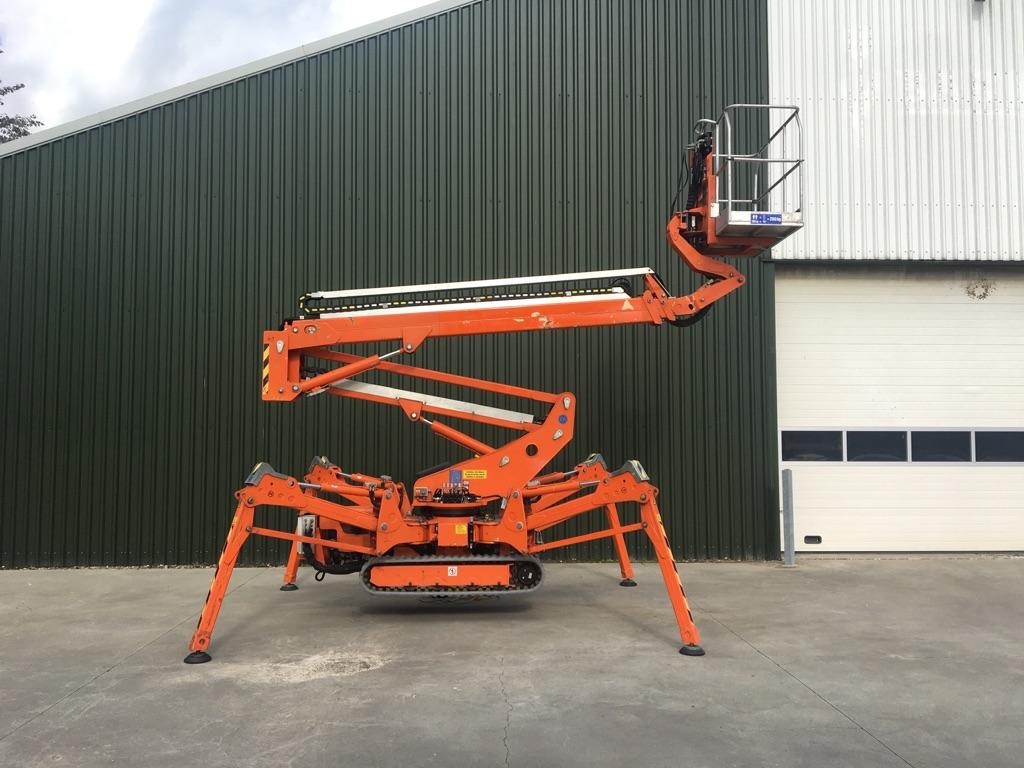 Easylift R190 spinhoogwerker 19 meter