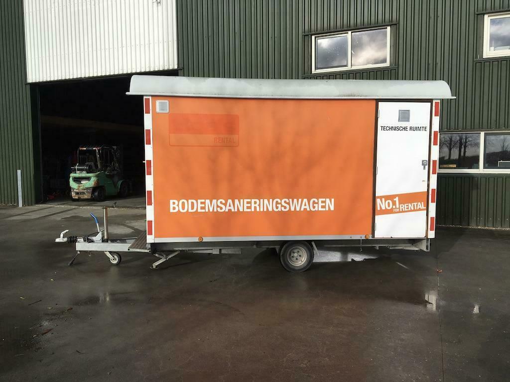 Atec Bodemsaneringswagen