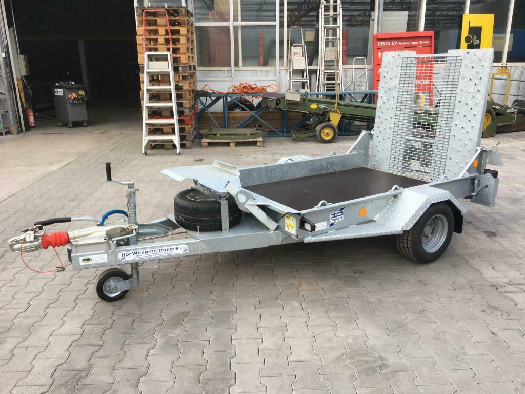 Ifor Williams GH 64 Klep