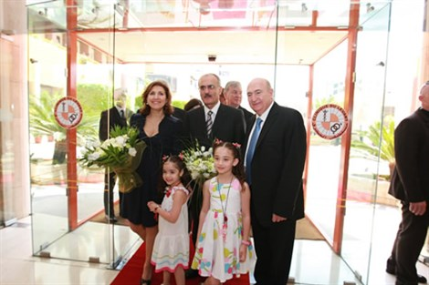 Levant clinic signs an agreement with France Accreditation