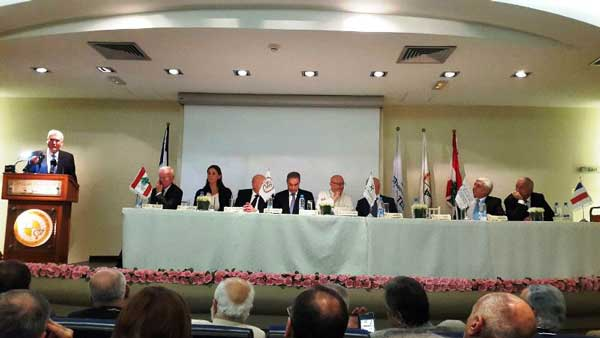 "Fifth Lebanese- European Day ""Cancer - Therapeutic New Supported"""