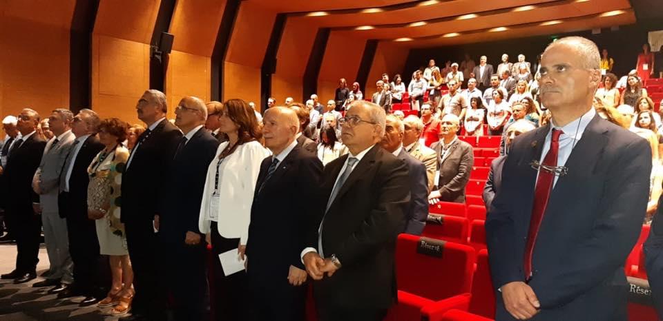 الجمعية الطبية اللبنانية الفرنسية افتتحت مؤتمرها برعاية رئيس الجمهورية ممثل عون: نأمل ان يشكل فرصة لمناقشة التطورات الطبية والعلمية