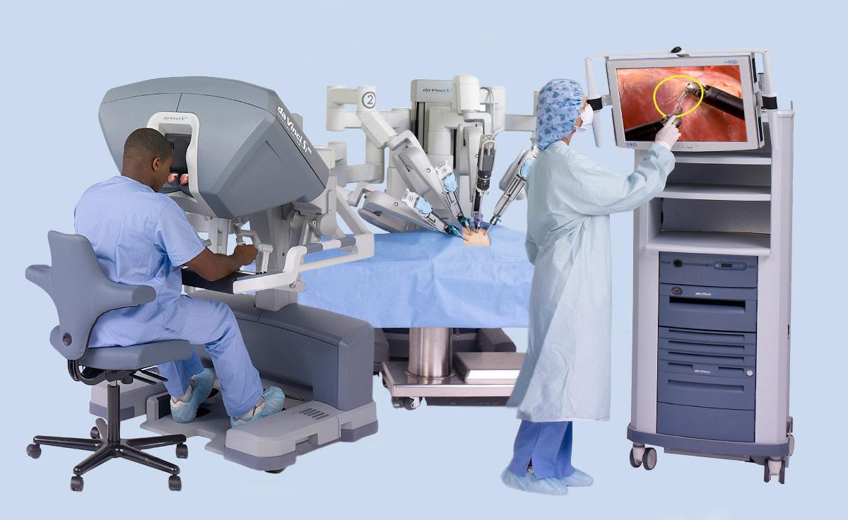 الجراحة الروبوتية تختصر وقت العملية وتخفف من الالتهبات