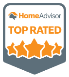 Sparkle Clean is top rated on HomeAdvisor.