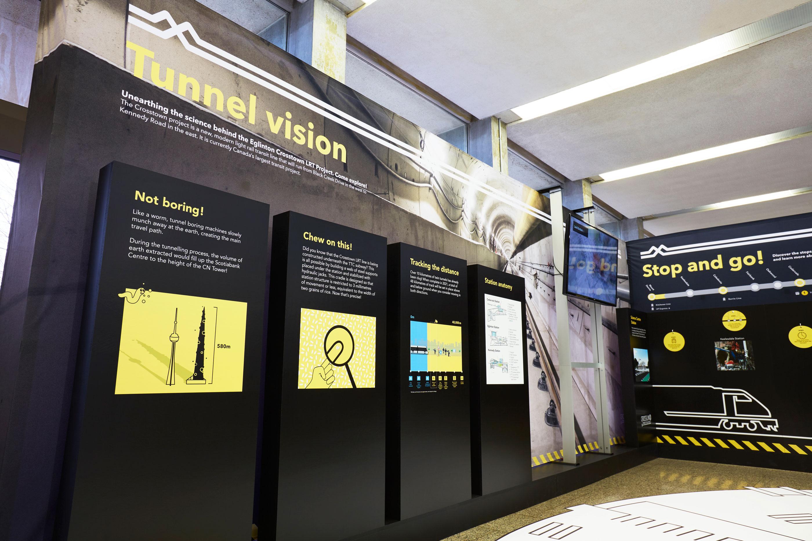 informational displays