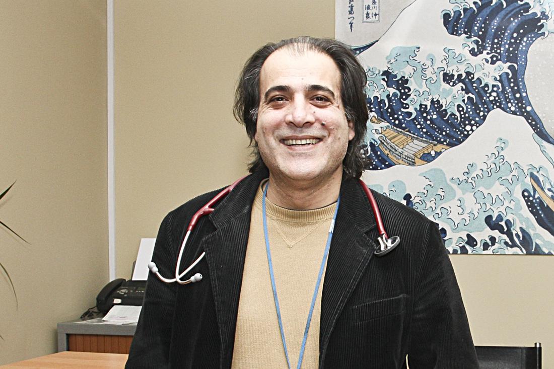 Dr. Syed Shah, MRCPI, MICGP, Dip Derm