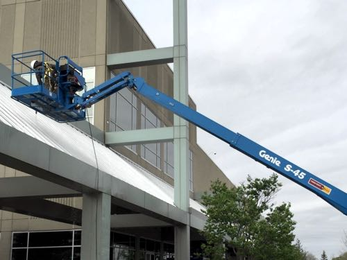 Commercial Building Washing in Waukesha