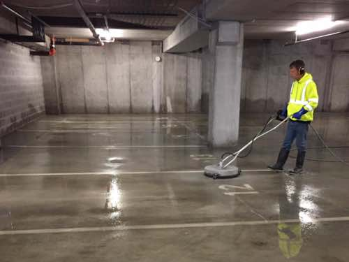 Commercial Factory Floor Cleaning in Waukesha