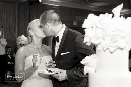 Ritz-Carlton Weddings by  My Daughter's Cakes