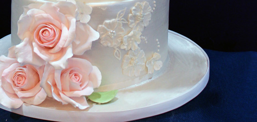 Best Wedding Cakes in New Jersey by My Daughter's Cakes, Dumont, NJ