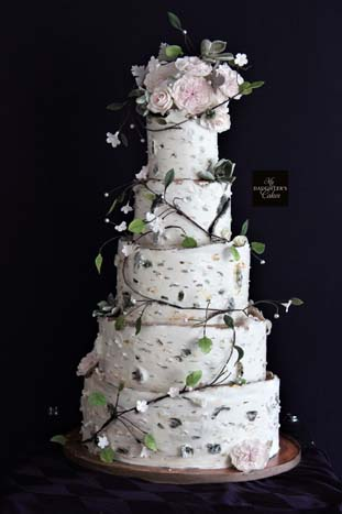 Beautiful wedding cakes in New Jersey