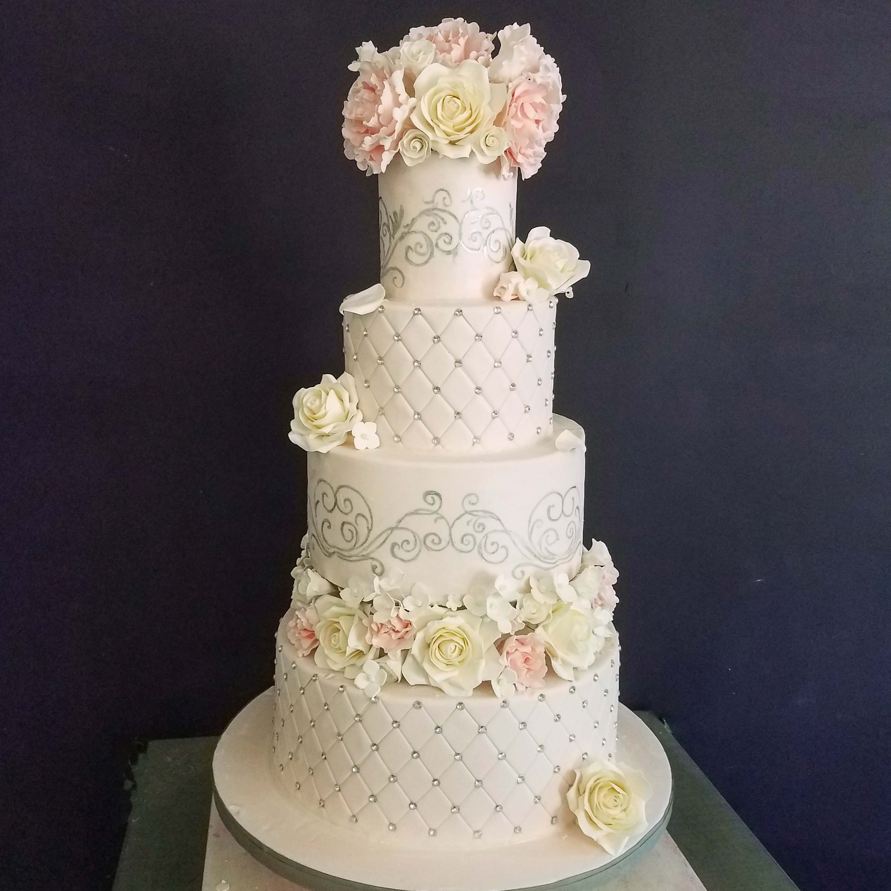 Best Tasting Wedding Cakes in New Jersey