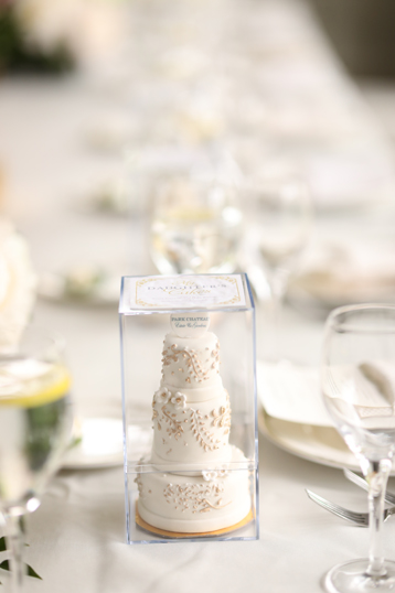 3 Tier Mini Wedding Cake Favors