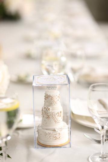 3 Tier Mini Wedding Cake Favors