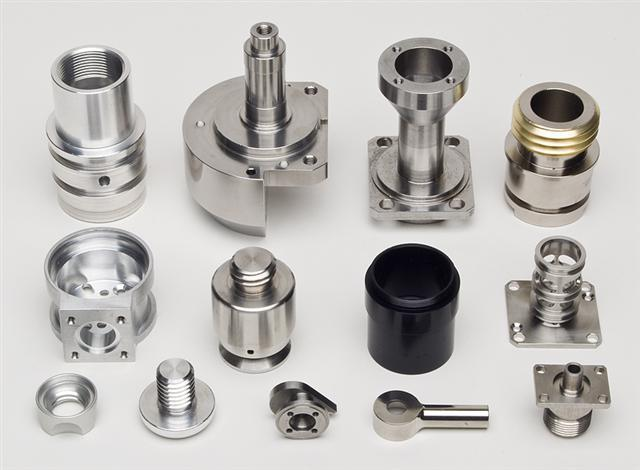 precision cnc manufactured and cnc turned parts
