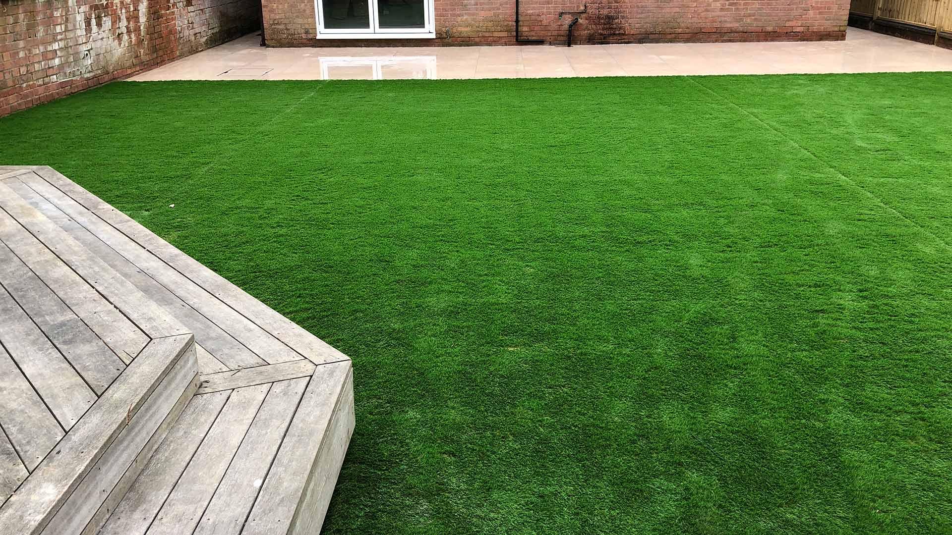 We supply and fit artificial turf Haywards Heath, Sussex