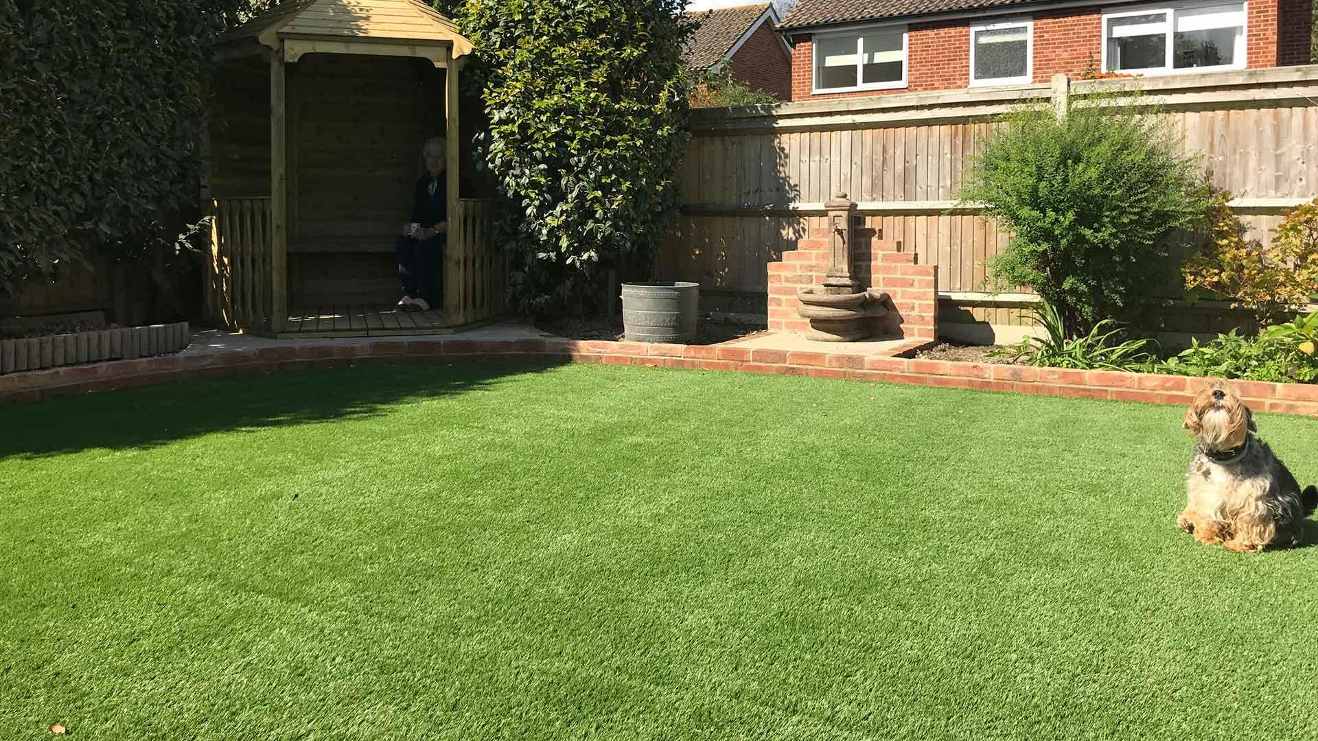 Stunning Lawns - Haywards Heath, Sussex