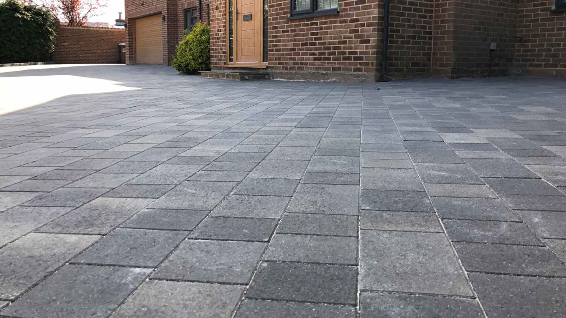 Driveways from Hardy Paving: