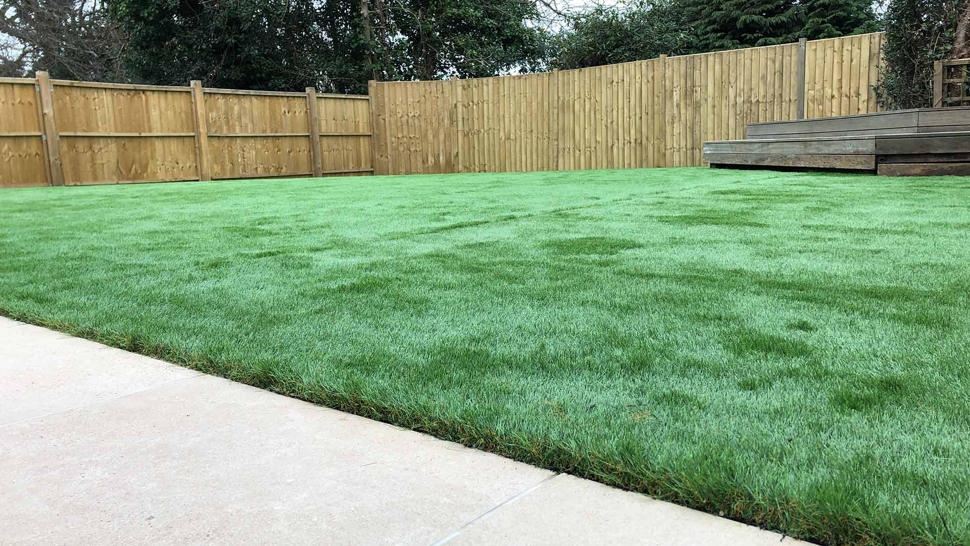 Hardy Paving Lawns - Haywards Heath, Sussex