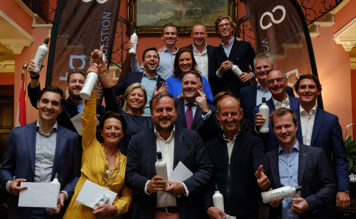 WinWinner wint ondernemersprijs op Golf to Close the Gap 2018