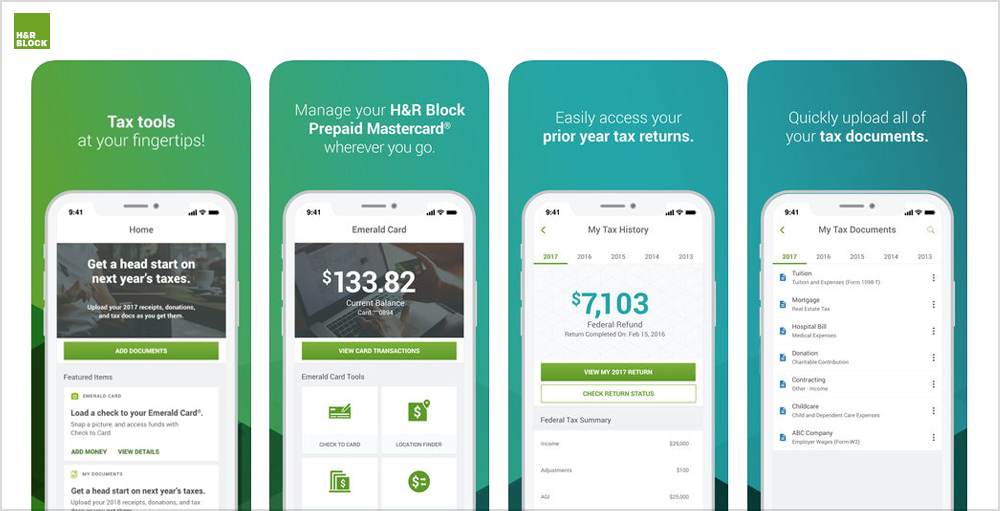 MyBlock – Tax tools at your fingertips!